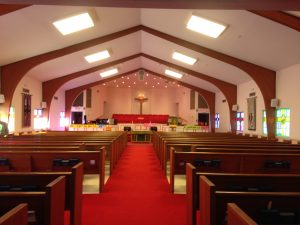 Church of Zephyrhills - Sanctuary