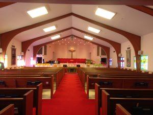 Church of Zephyrhills - Sanctuary