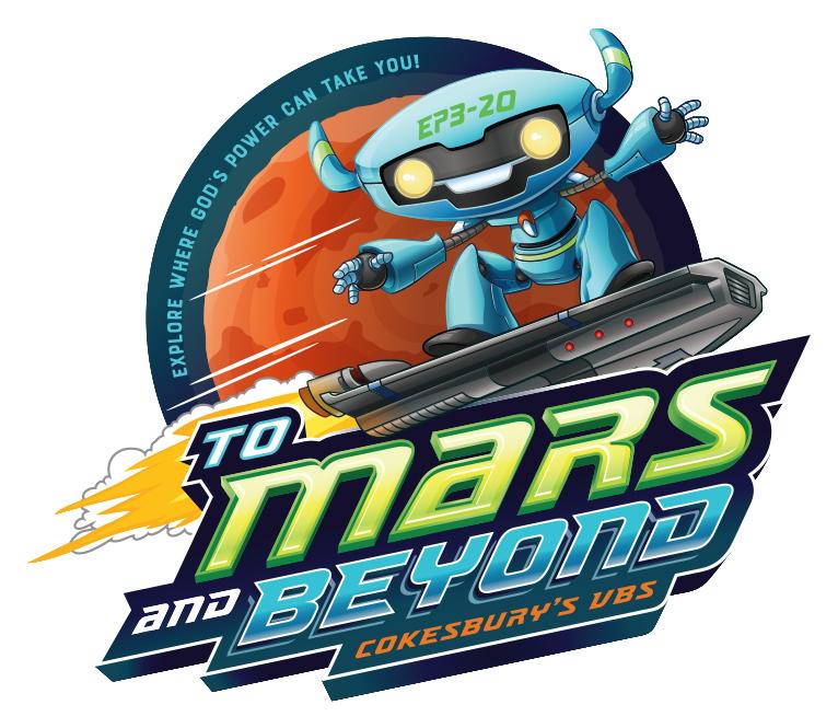 VBS to Mars & Beyond @ 1st Presbyterian Church - Fellowship Hall